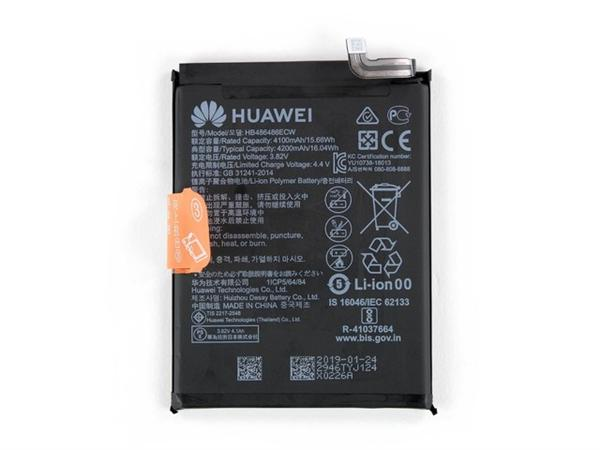 Huawei P30 Pro battery picture