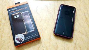Spigen Galaxy S8 review