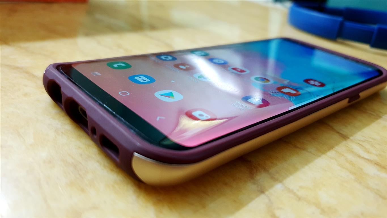 Samsung Galaxy S8 Spigen Dual Hybrid Case review