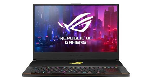 ASUS ROG Zephyrus S GX701 review and specifications