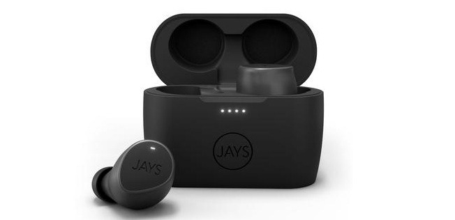 Jays m-Seven True Wireless Earbuds review