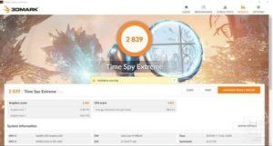 ASUS ZenBook Pro Duo review 3dmark