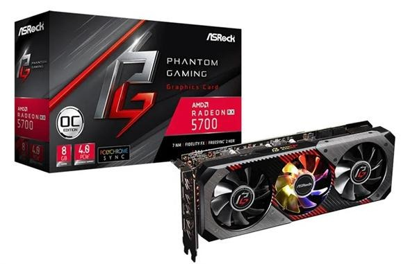 ASRock Radeon RX 5700 Phantom review