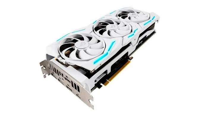 Asus ROG Strix RTX 2080 Ti White Edition review