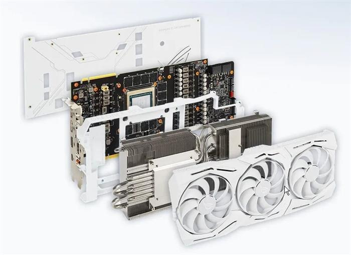 Asus ROG Strix RTX 2080 Ti White Edition reviews