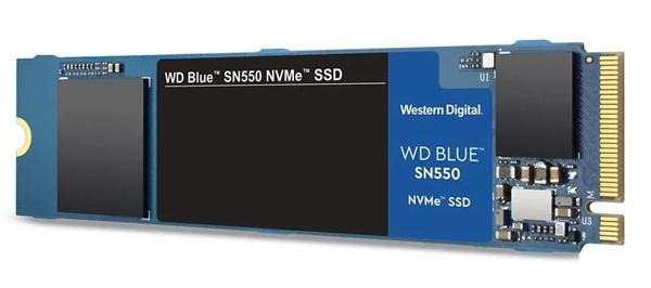 WD Blue SN550 review
