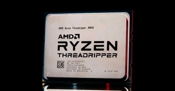 AMD 3990X Threadripper Benchmark