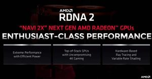 AMD RDNA 2 review