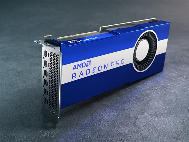 AMD Radeon Pro VII review
