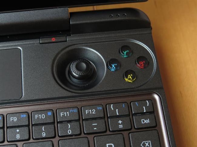 GPD WIN Max joystick