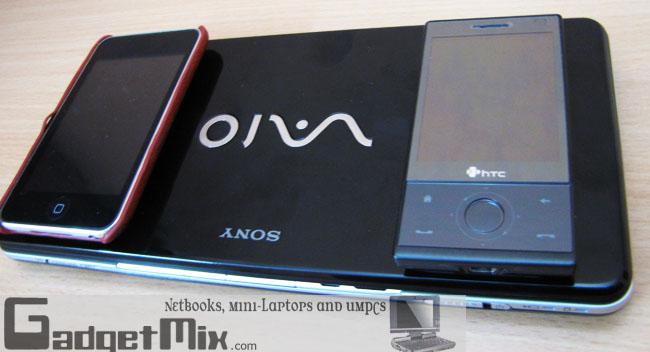Sony Vaio P Review