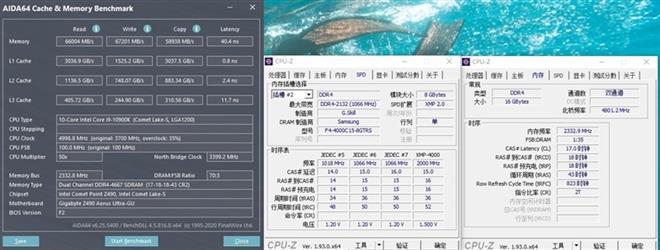 Gigabyte AORUS Ultra G2 benchmark