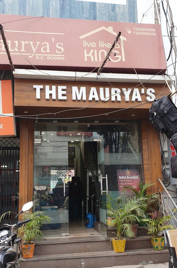 Hotel Maurya Saharanpur review